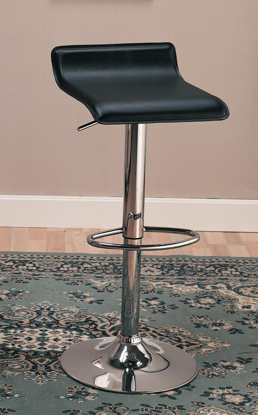 120390 29 Quot Bar Stool Set Of 2 From Coaster 120390