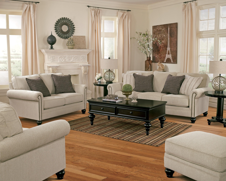 Milari Linen Rayon Sofa From Ashley 1300038 Coleman