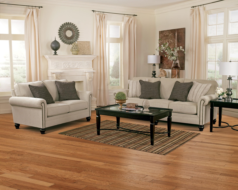 Milari Linen Living Room Set From Ashley (1300038-35