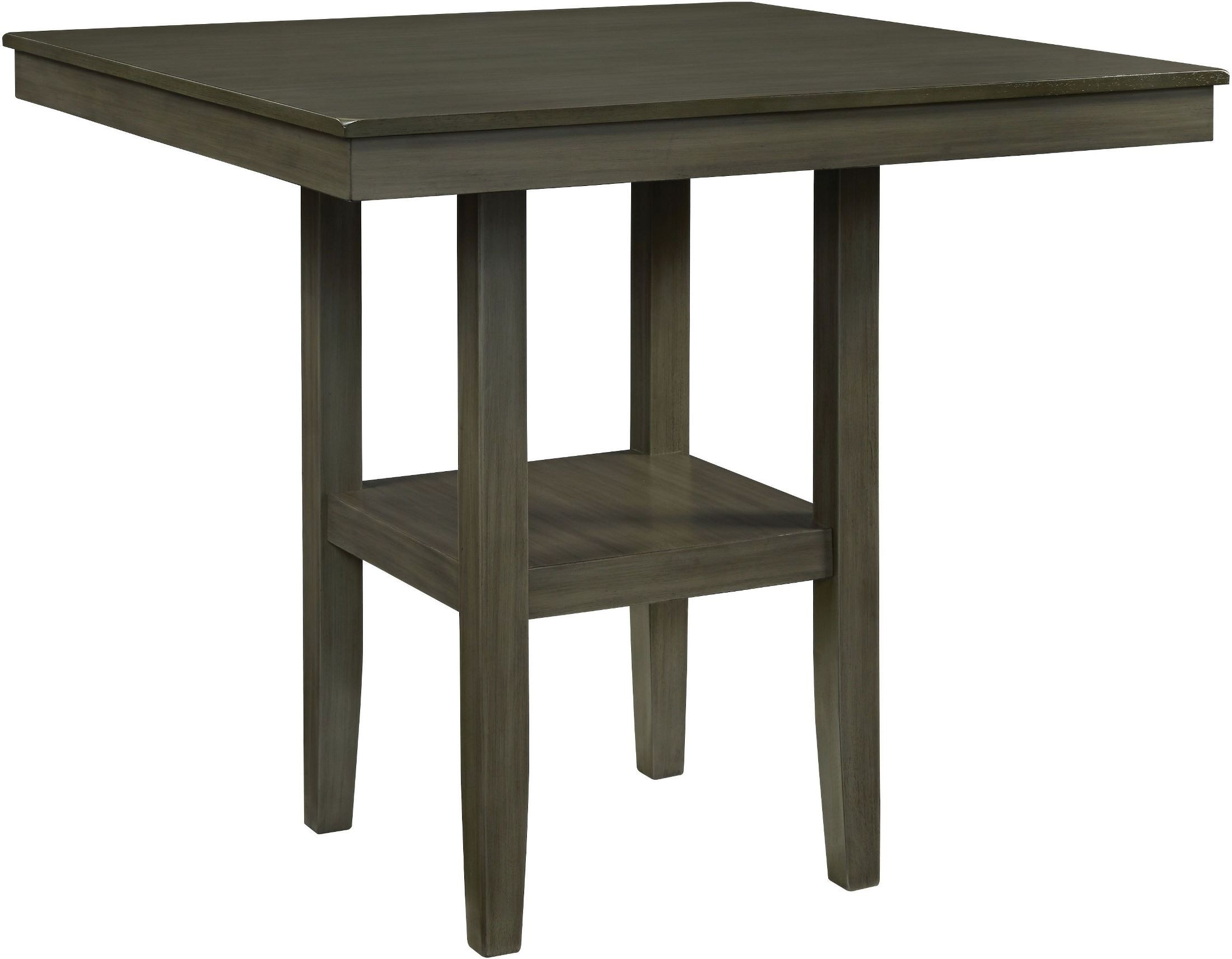 Loft Weathered Grey 5 Piece Counter Height Dining Room Set  : 13100loft13101tablesilo from colemanfurniture.com size 2200 x 1712 jpeg 203kB