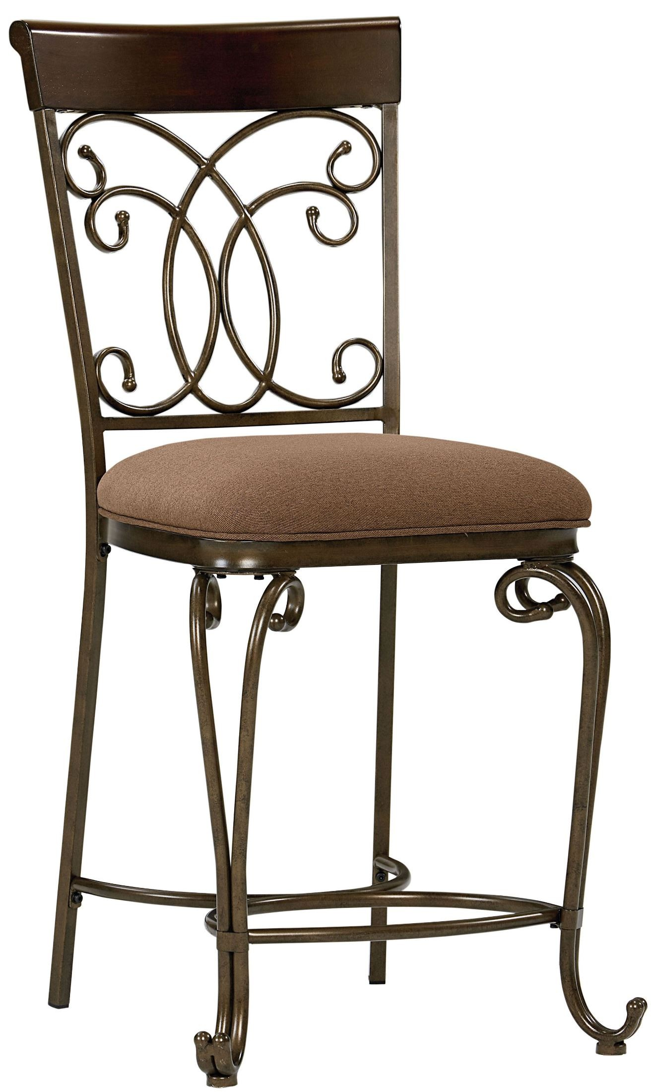 Bombay Dark Cherry Counter Height Dining Room Set From