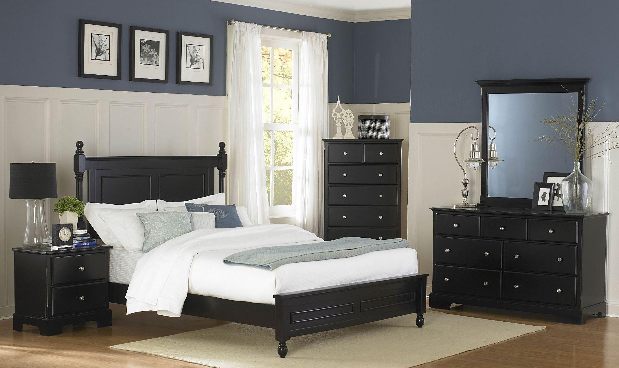 morelle panel bedroom set from homelegance 1356bk 1 coleman furniture. Black Bedroom Furniture Sets. Home Design Ideas