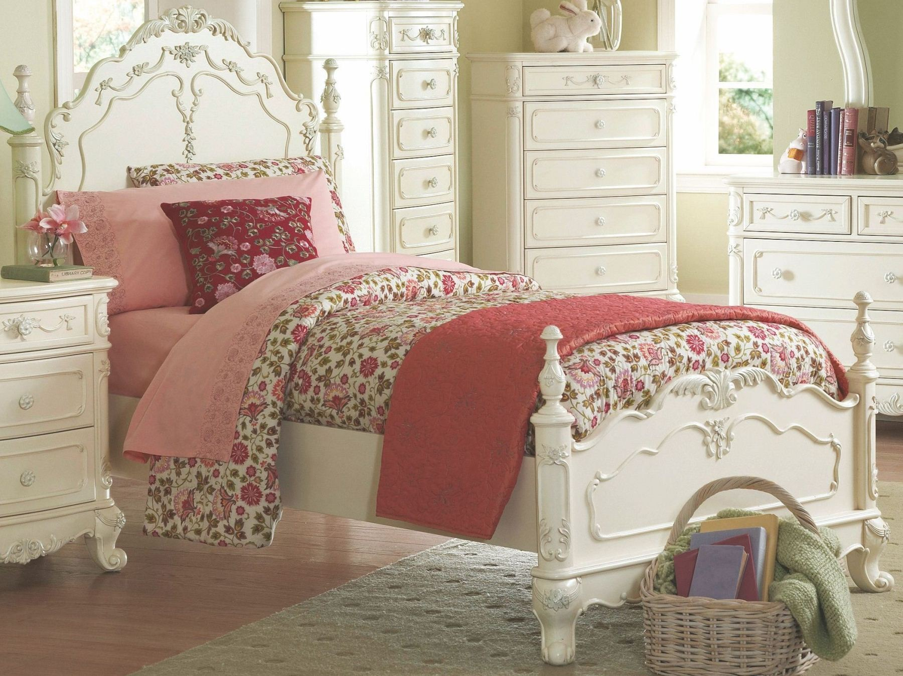 332409. Cinderella Youth Bedroom Set from Homelegance  1386    Coleman