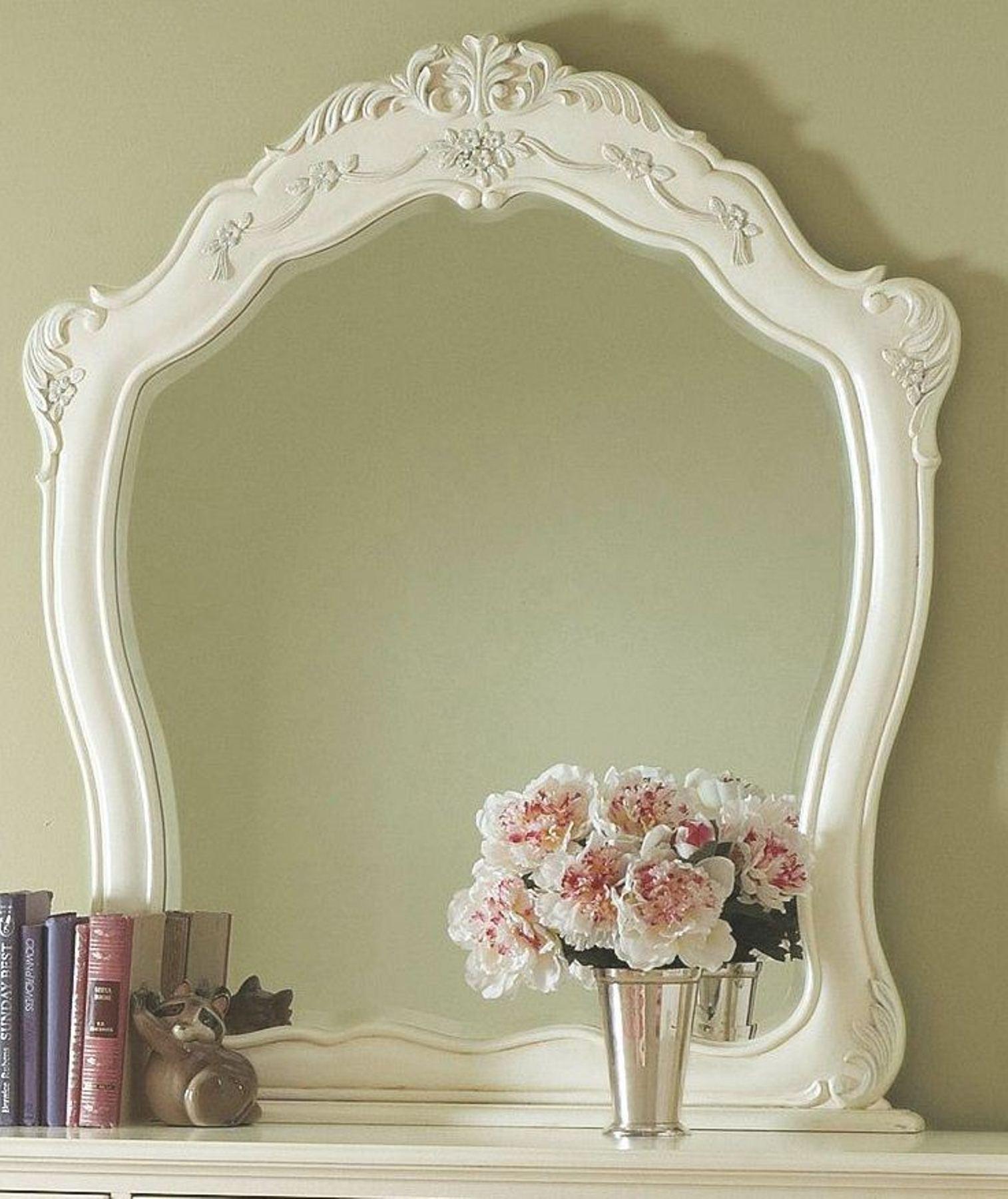 Bedroom Heater Bedroom Sets Mirror Youth Bedroom Sets For Boys Girly Bedroom Door Signs: Cinderella Youth Mirror From Homelegance (1386-6