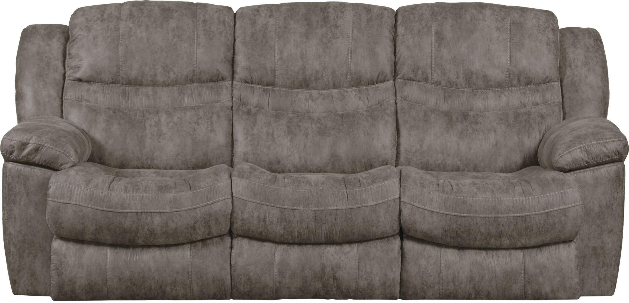 Valiant Marble Reclining Sofa From Catnapper