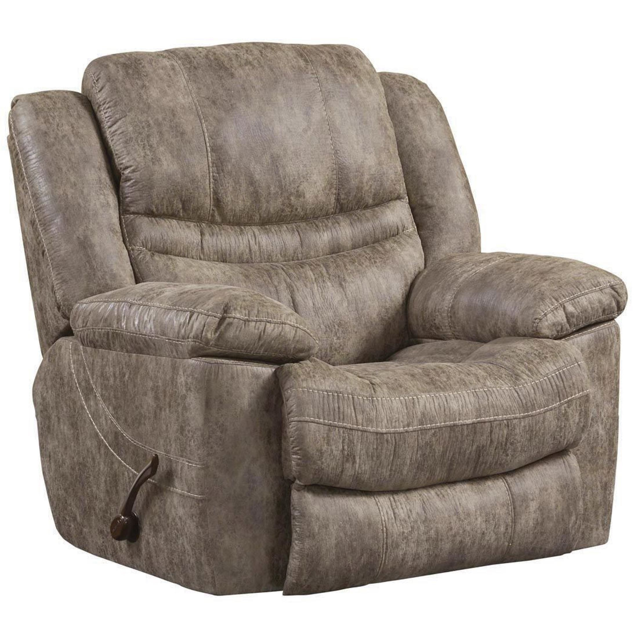 Valiant marble power glider recliner from catnapper 614006000000000000 coleman furniture Catnapper loveseat recliner