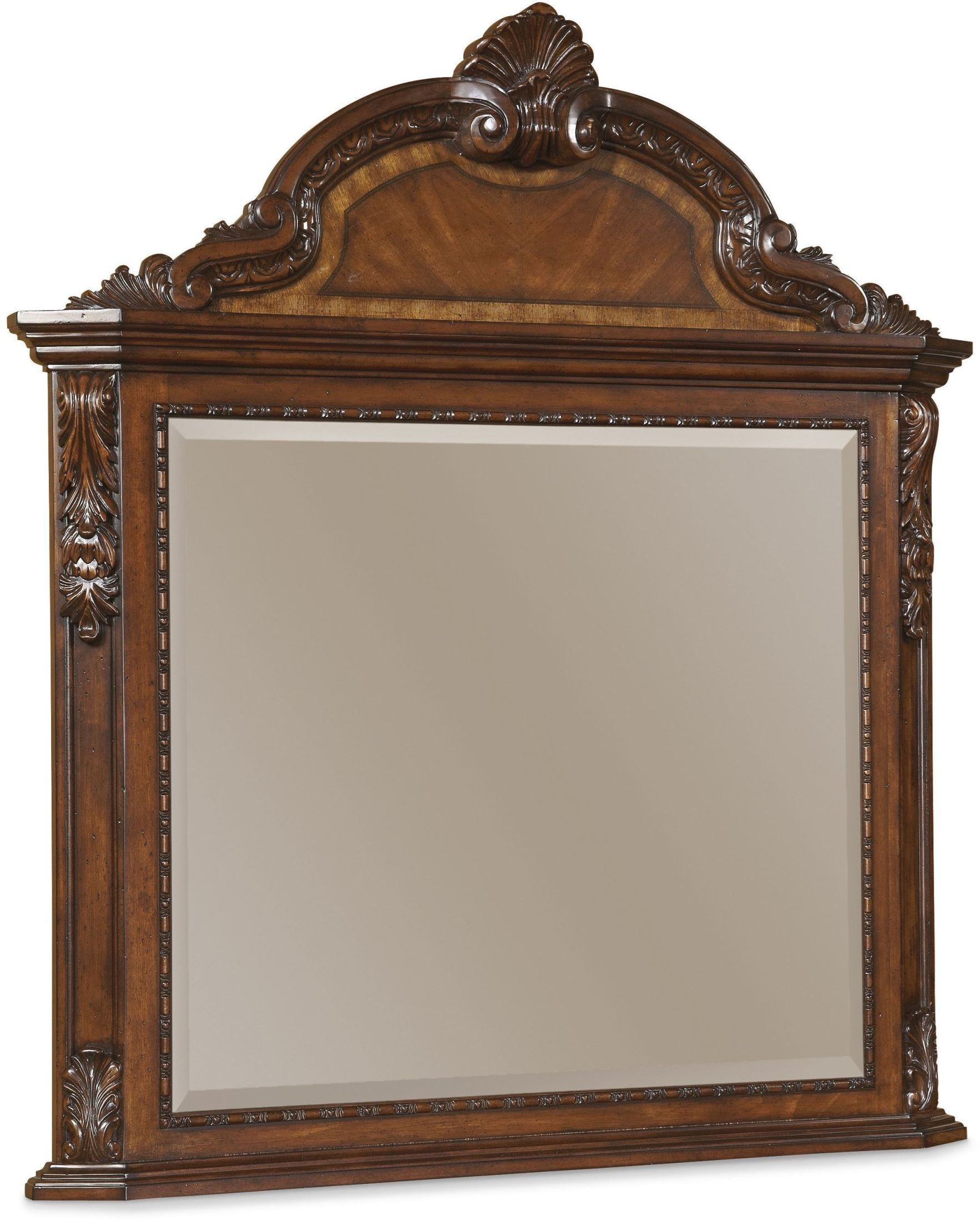 Old World Furnishings: Old World Landscape Mirror From ART (143121-2606