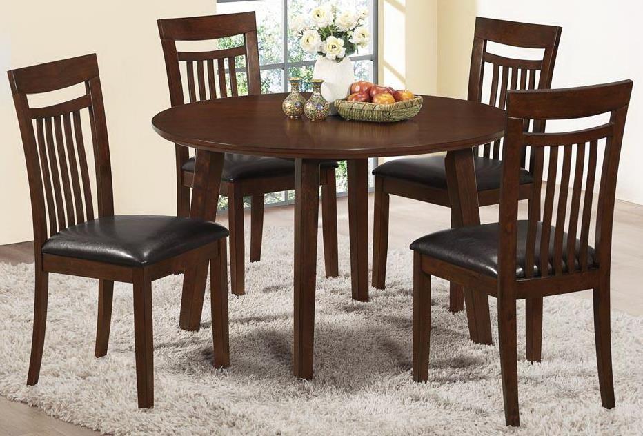 1806 antique oak dining room set from monarch 1806 coleman furniture. Black Bedroom Furniture Sets. Home Design Ideas