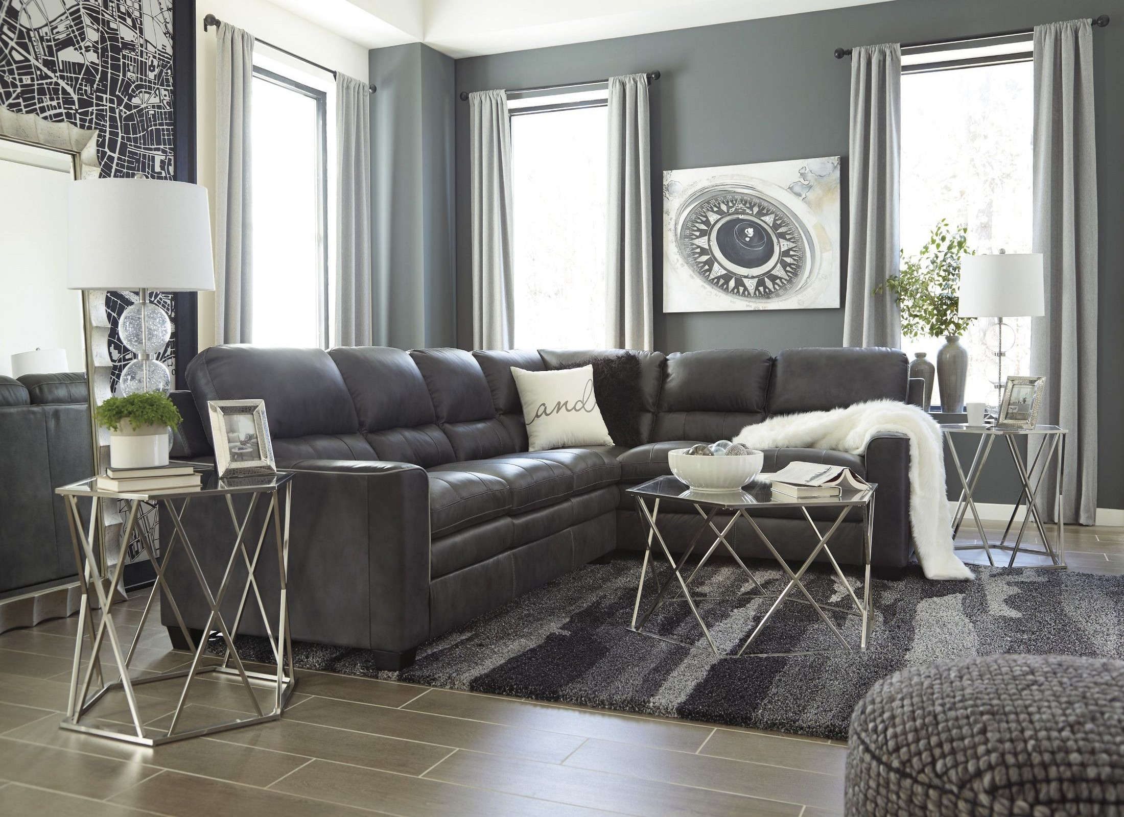 100 Brilliant Ashley Furniture Woodboro Coffee