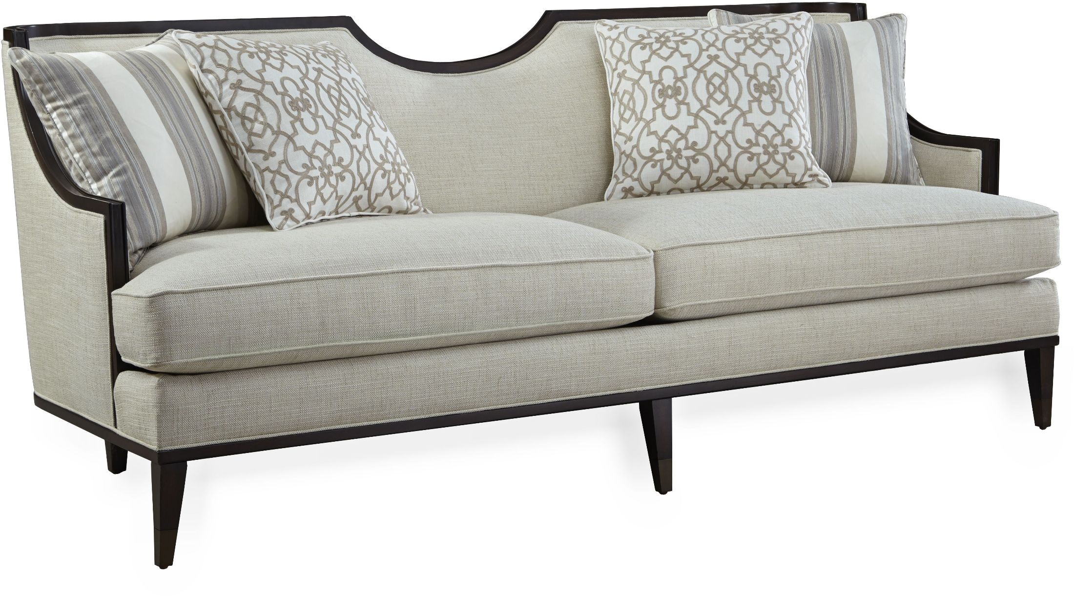 Harper Ivory Sofa From Art Coleman Furniture