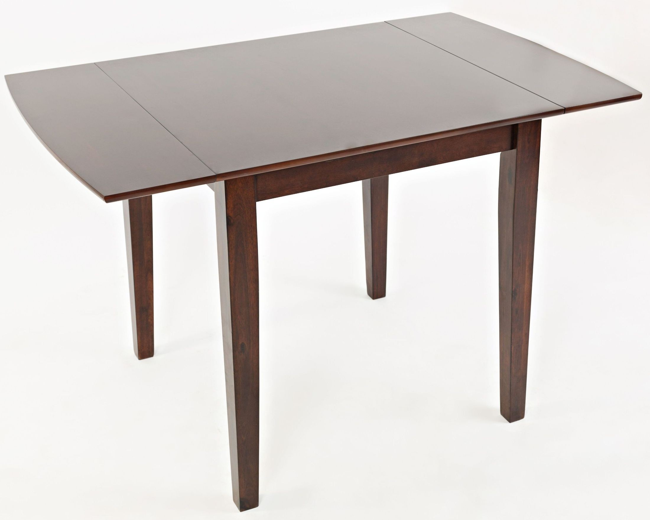 Everyday classics cherry extendable dining table from for Cherry dining table