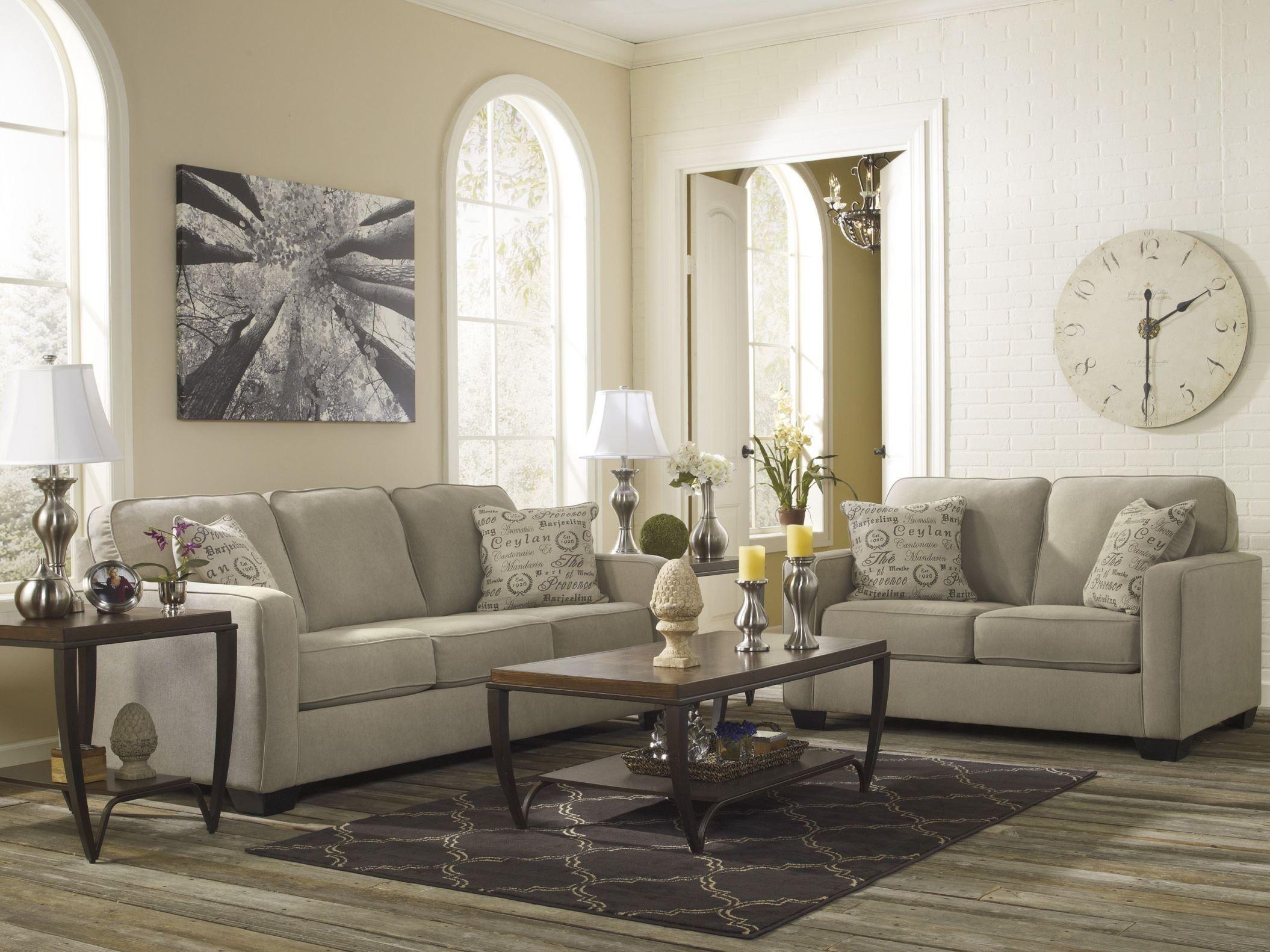 Alenya Quartz Living Room Set From Ashley 16600 38 35