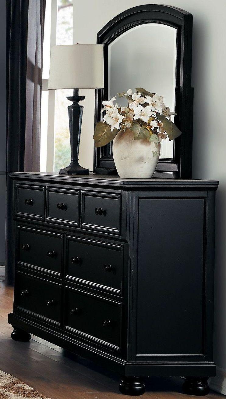 Laurelin Black Sleigh Storage Bedroom Set From Homelegance