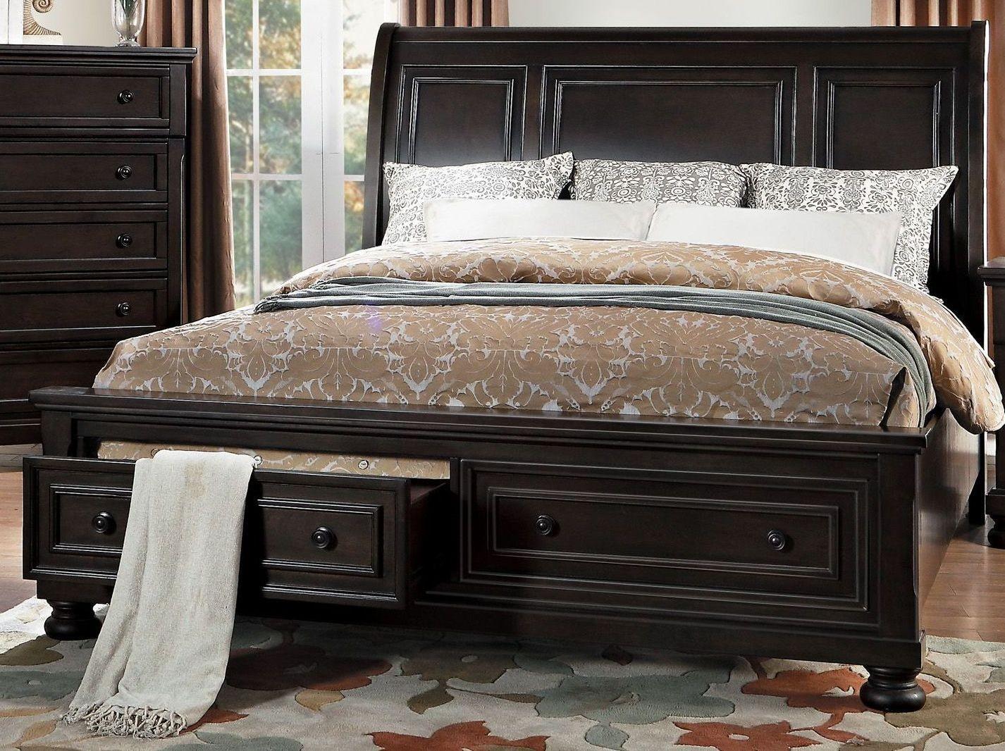 Homelegance Bedroom Set Reviews 4 Pc Homelegance Aviana Antique Grey Bedroom Set Chest Sold