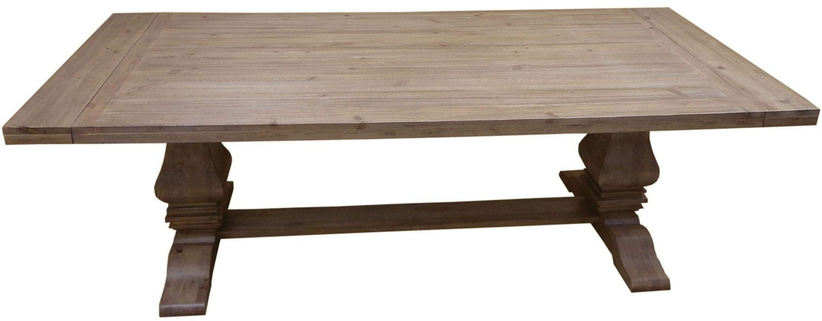 Coaster Furniture 2012430 Florence Warm Natural Extendable