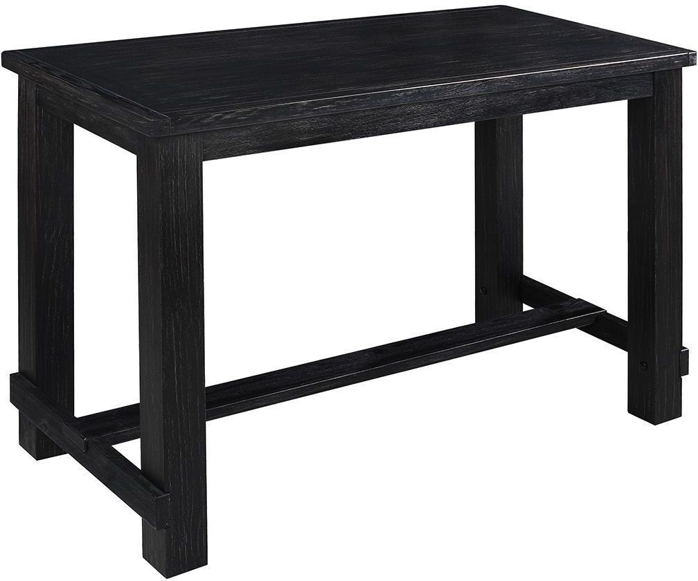 Jacinto Antique Black Bar Table By Scott Living From