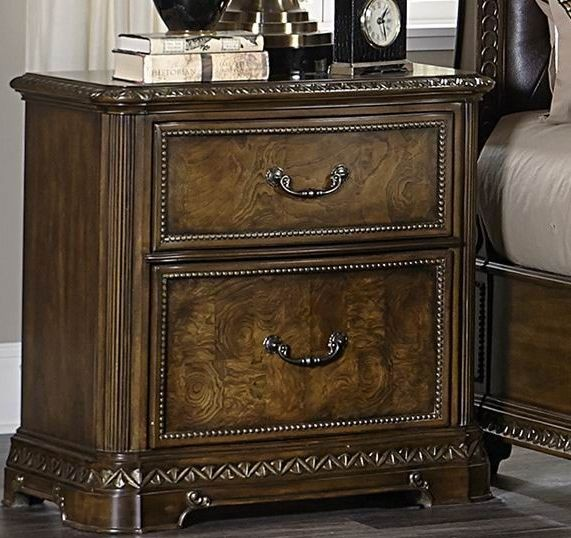 Brompton Lane Brown Lane Upholstered Panel Bedroom Set From Homelegance Coleman Furniture