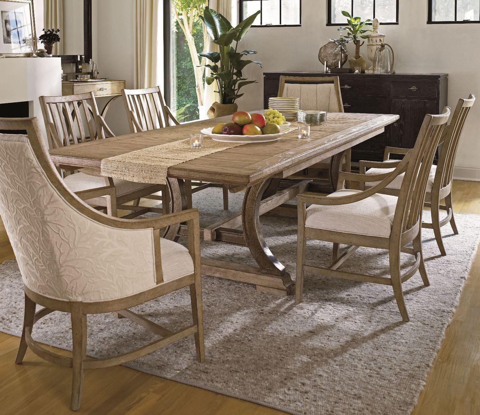 Dining And Living Room Furniture: Coastal Living Resort Weathered Pier Shelter Bay Dining