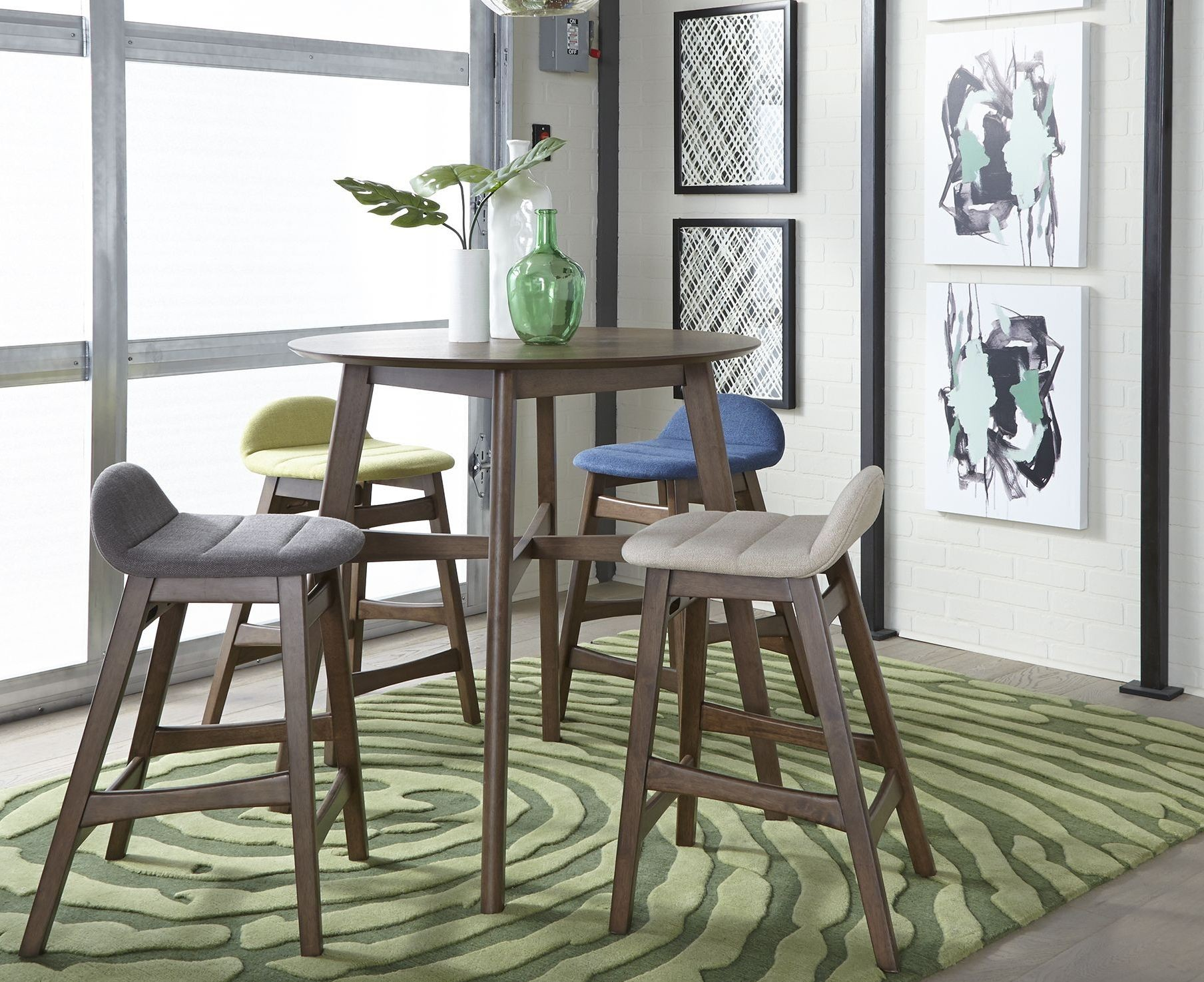 Space saver dining room sets