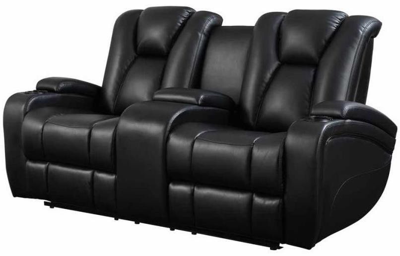 Delange Power Reclining Loveseat  sc 1 st  Coleman Furniture : power recliner stopped working - islam-shia.org