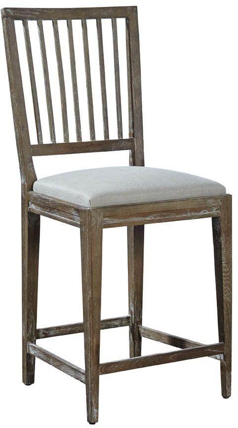 Hagen Light Driftwood Counter Stool Set Of 2 From Furniture Classics Coleman Furniture