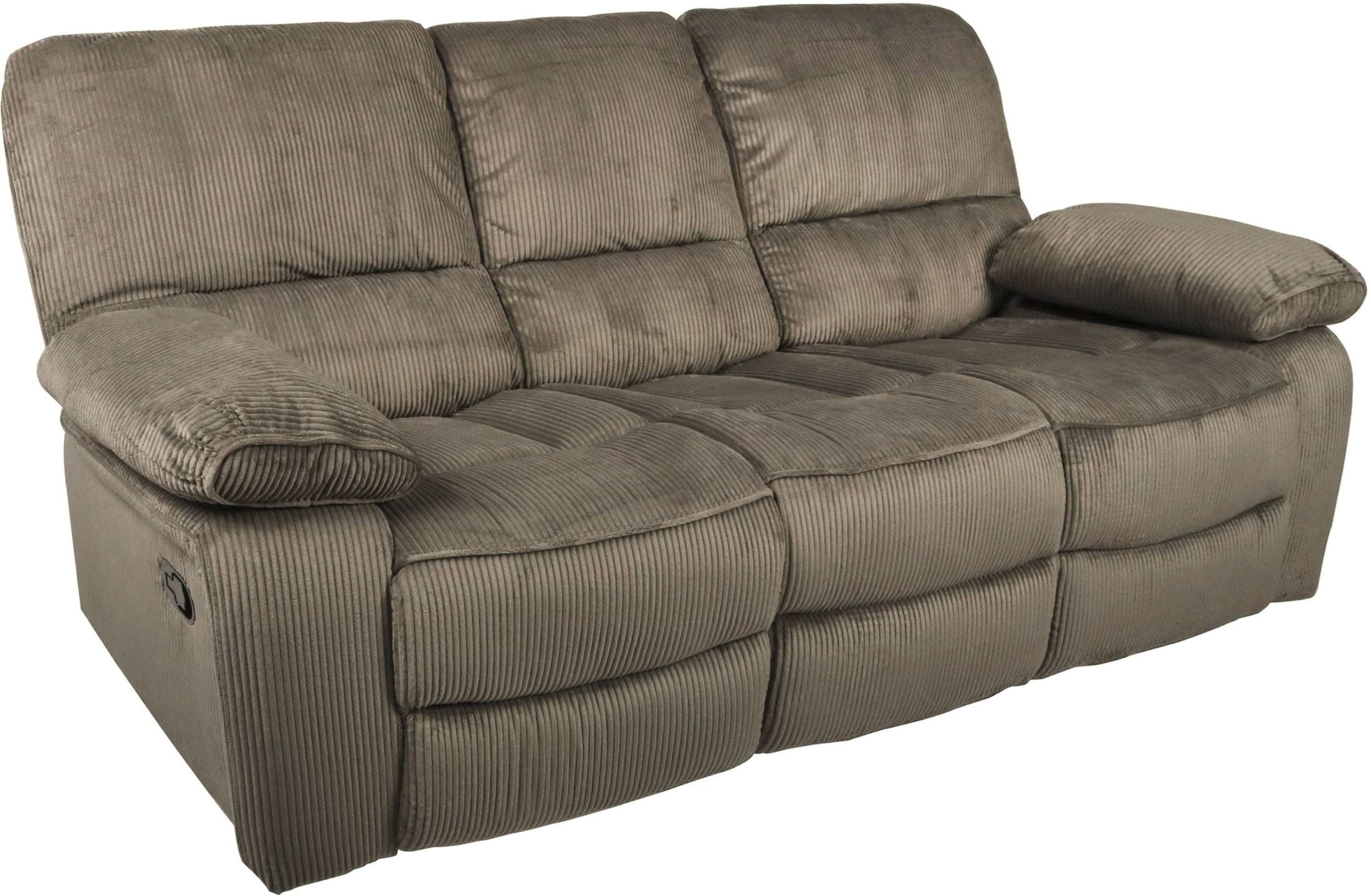 Walker Dove Beige Power Reclining Sofa From New Classic