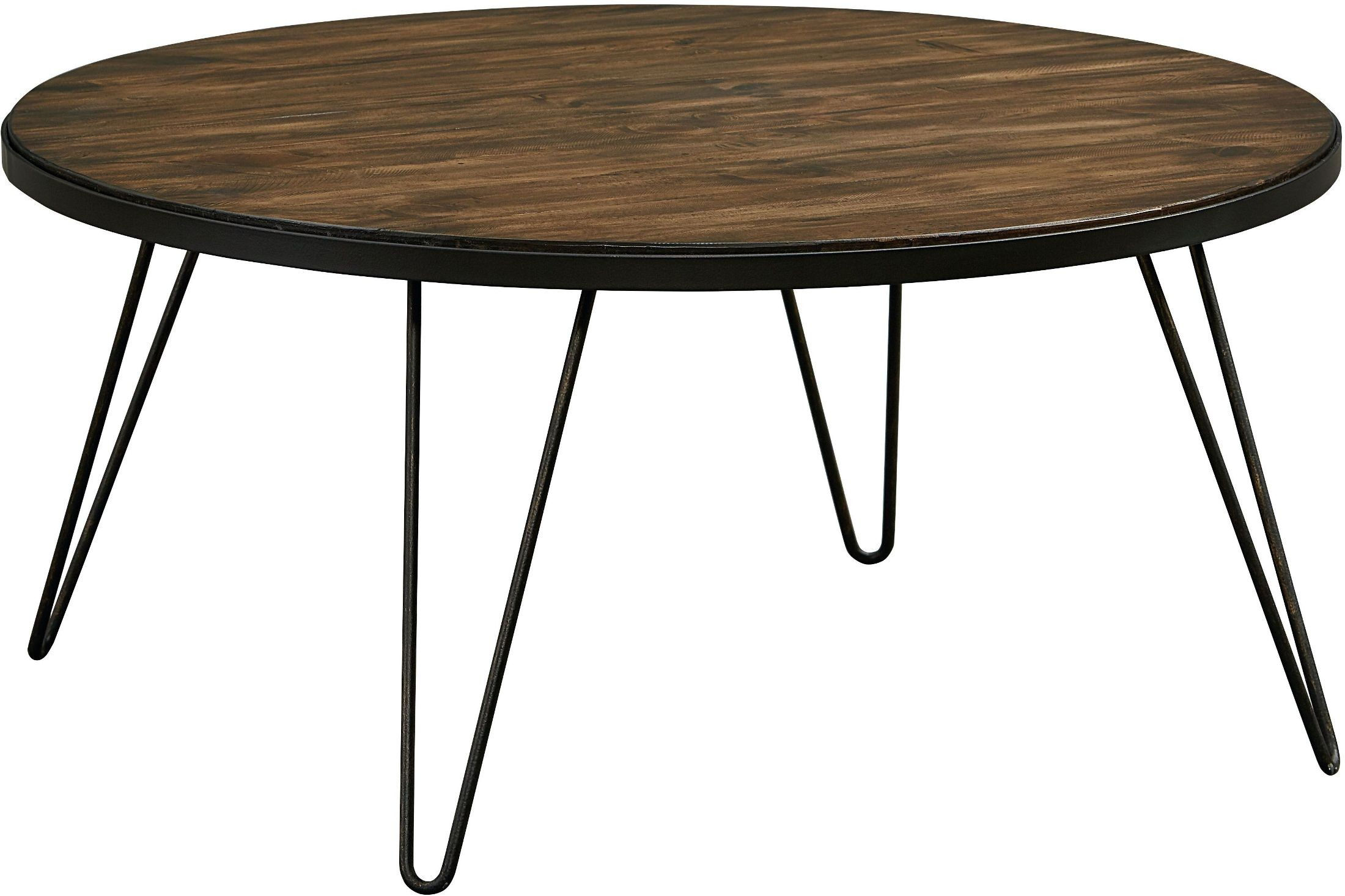 Paterno Rustic Brown Cocktail Table From Standard Furniture Coleman Furniture