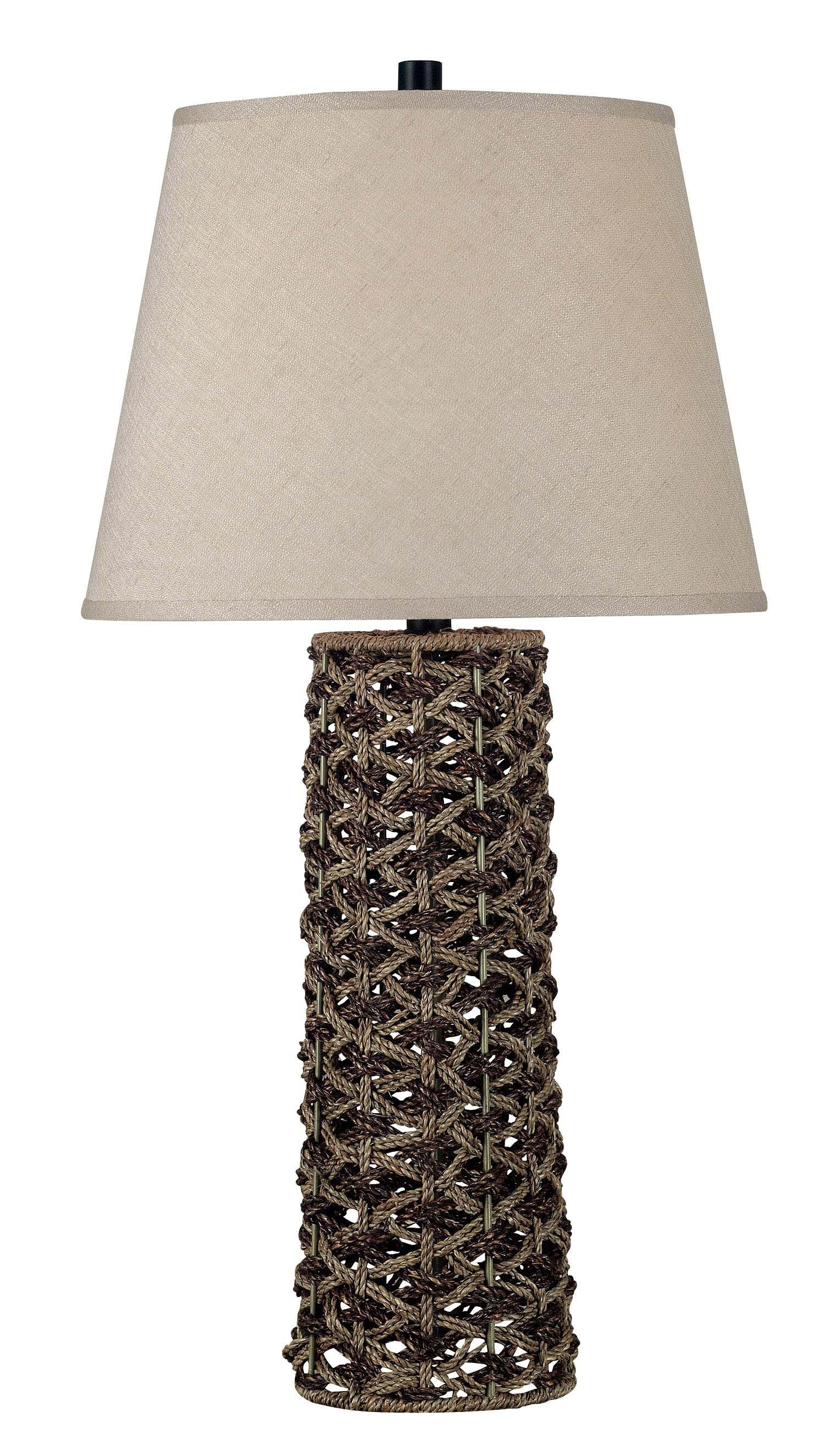 Jakarta Table Lamp From Kenroy 20974