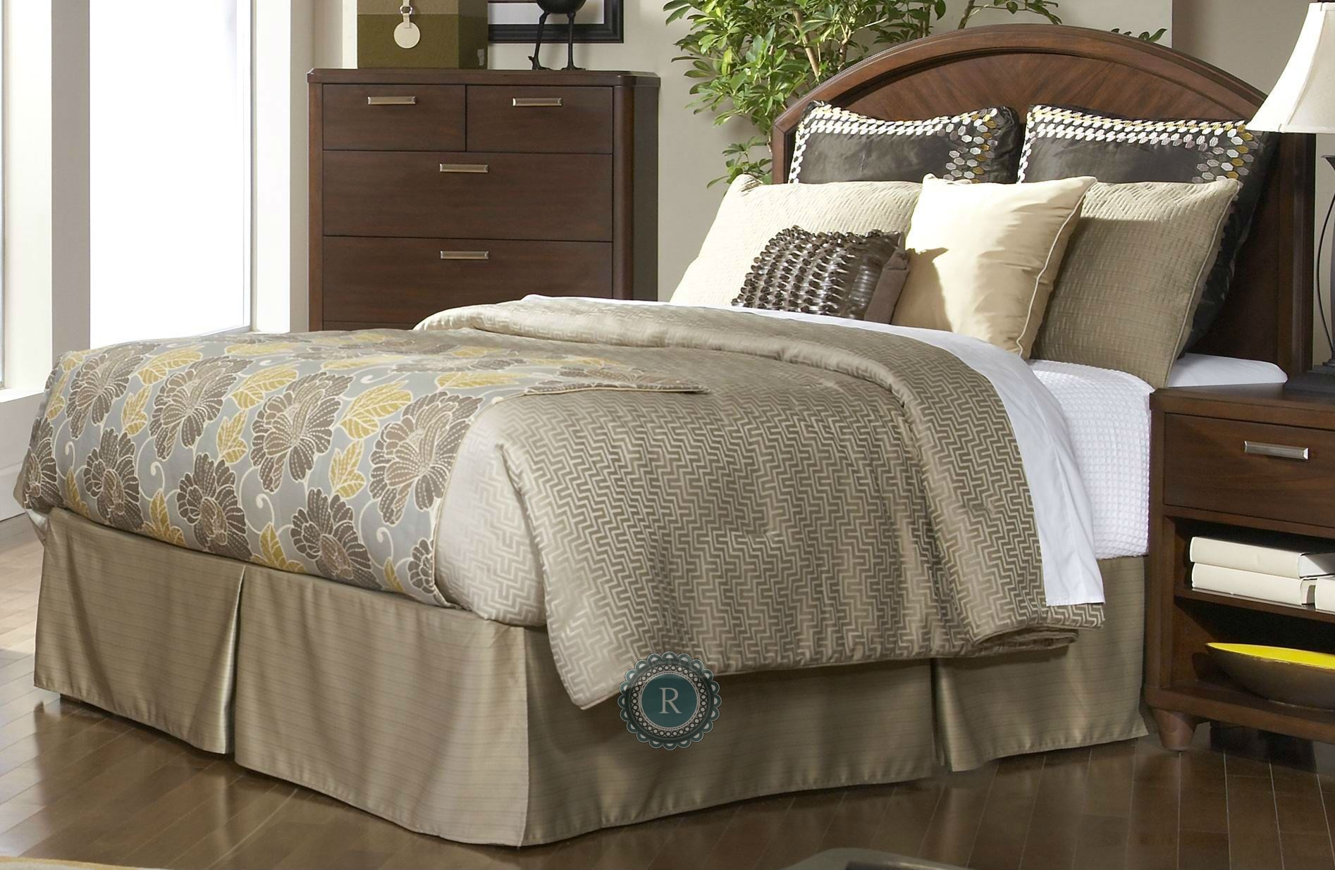 Beaumont King Panel Bed From Homelegance 2111k 1 Coleman Furniture