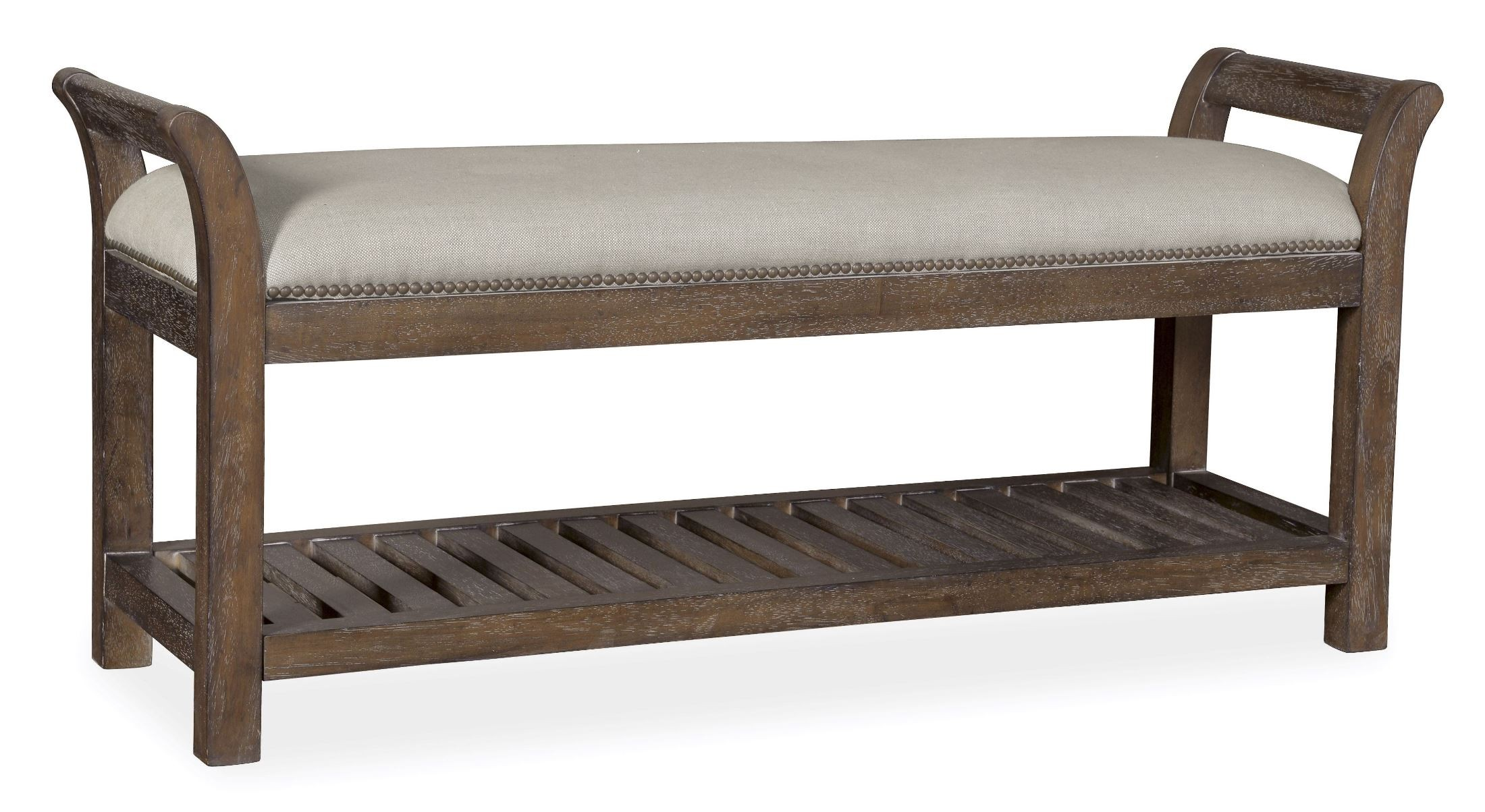 St Germain Bench From Art 215149 1513 Coleman Furniture