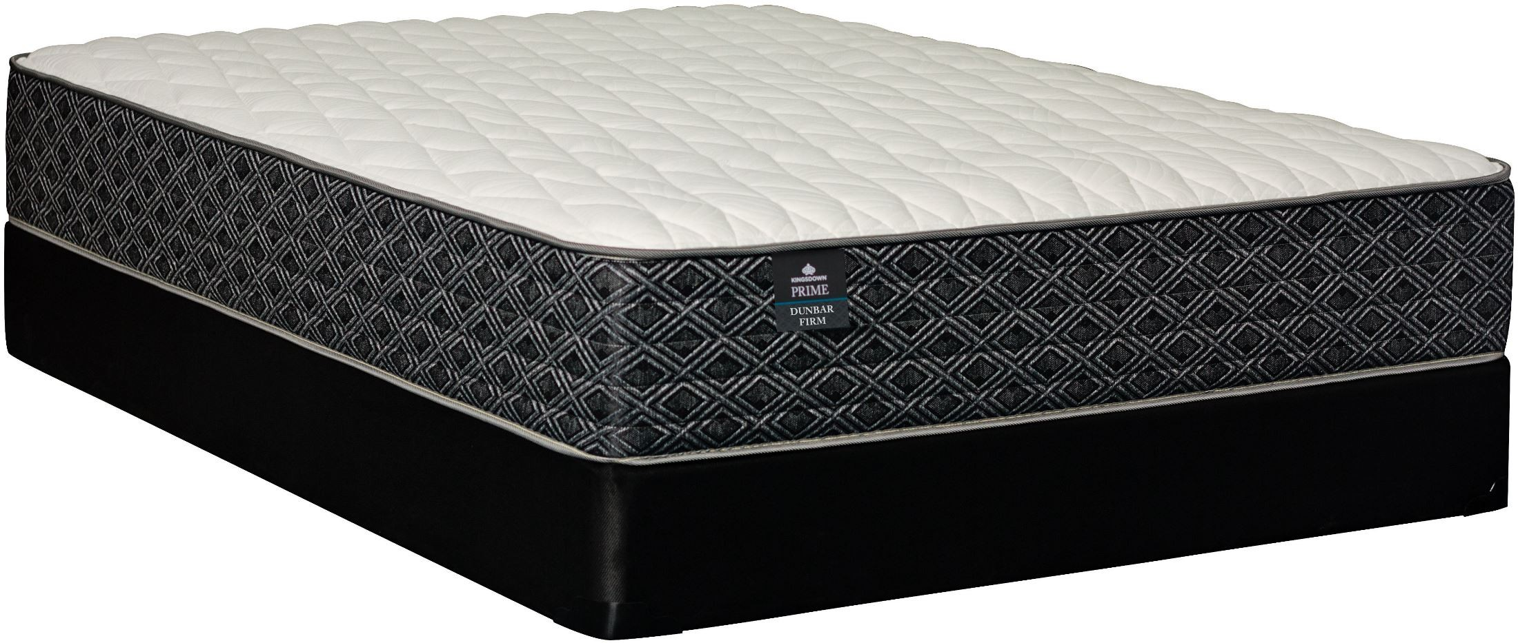 prime dunbar firm full size mattress from kingsdown coleman furniture. Black Bedroom Furniture Sets. Home Design Ideas