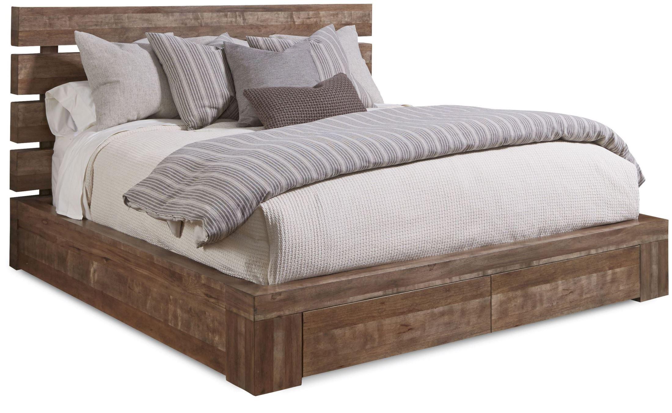 Epicenters Williamsburg Queen Platform Storage Bed from ART (223125-2302) | Coleman Furniture