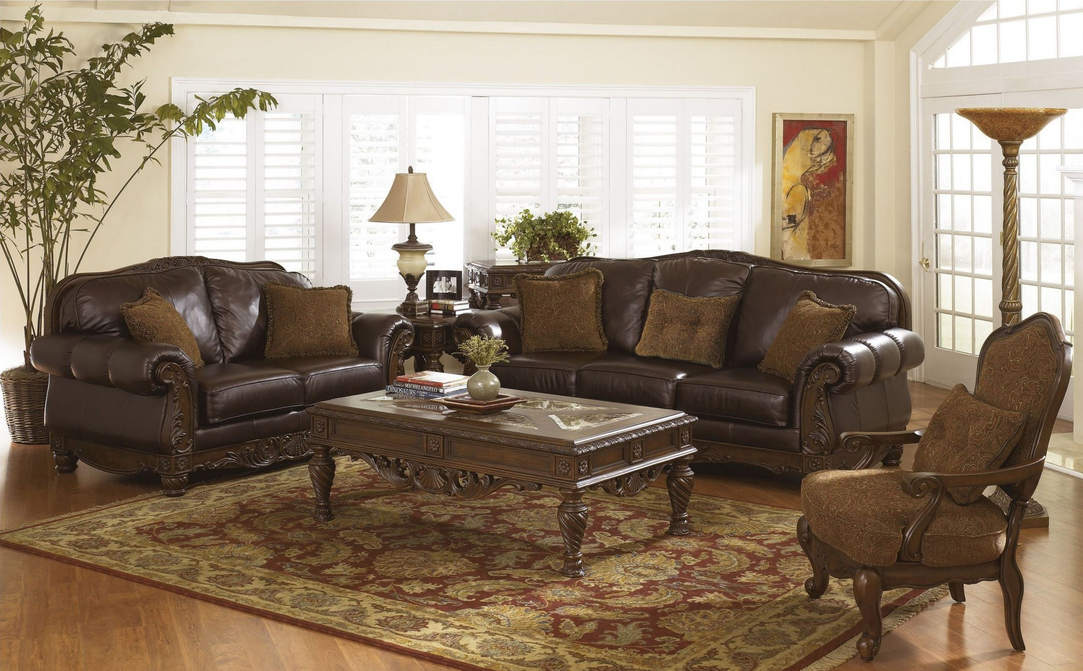 dark living room furniture brown living room sets 15122