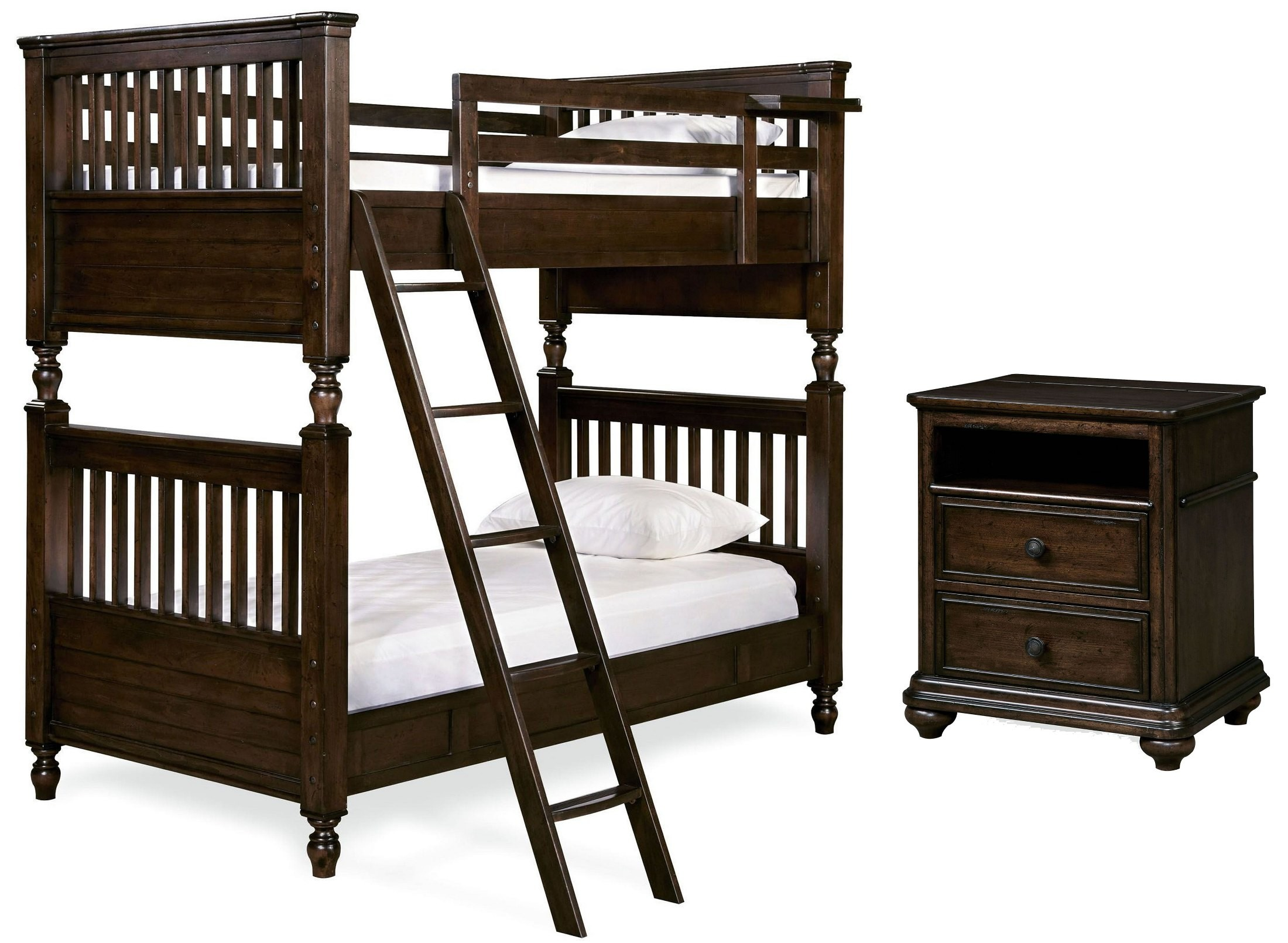 Paula Deen Guys Smartstuff Bunk Bedroom Set From Smartstuff Coleman Furniture