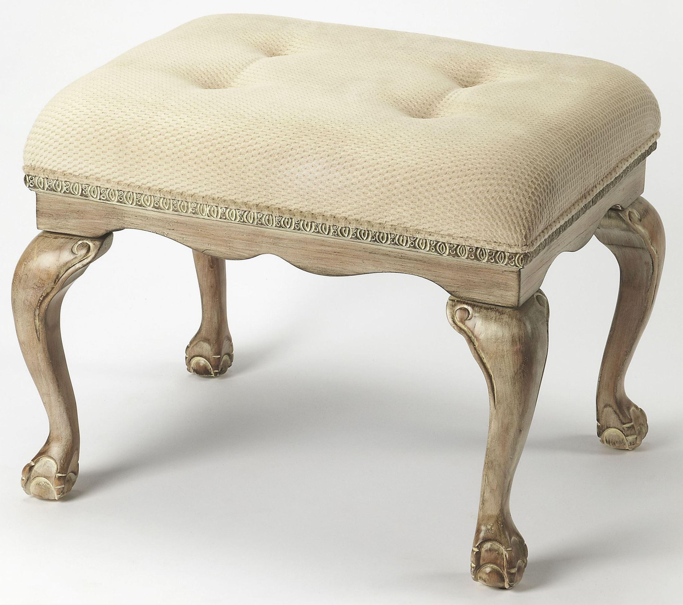 Ashford Driftwood Bench From Butler Coleman Furniture