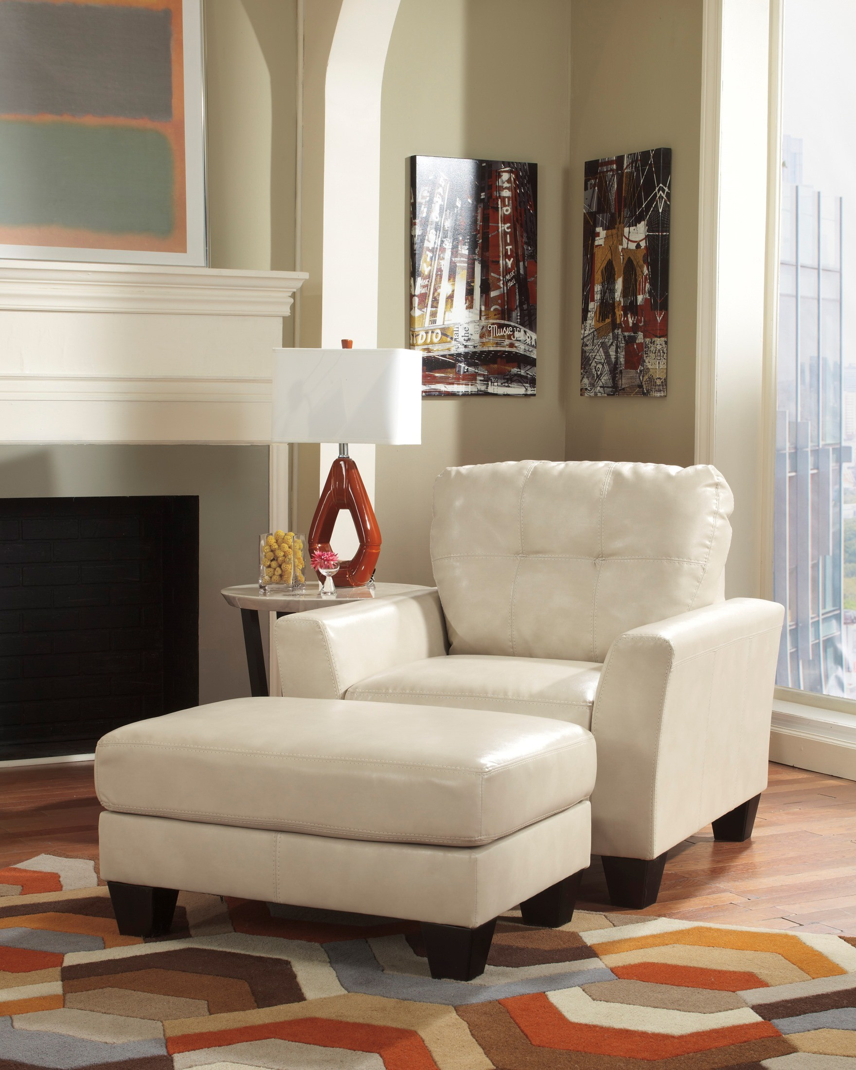 Paulie DuraBlend Taupe Living Room Set From Ashley (27000