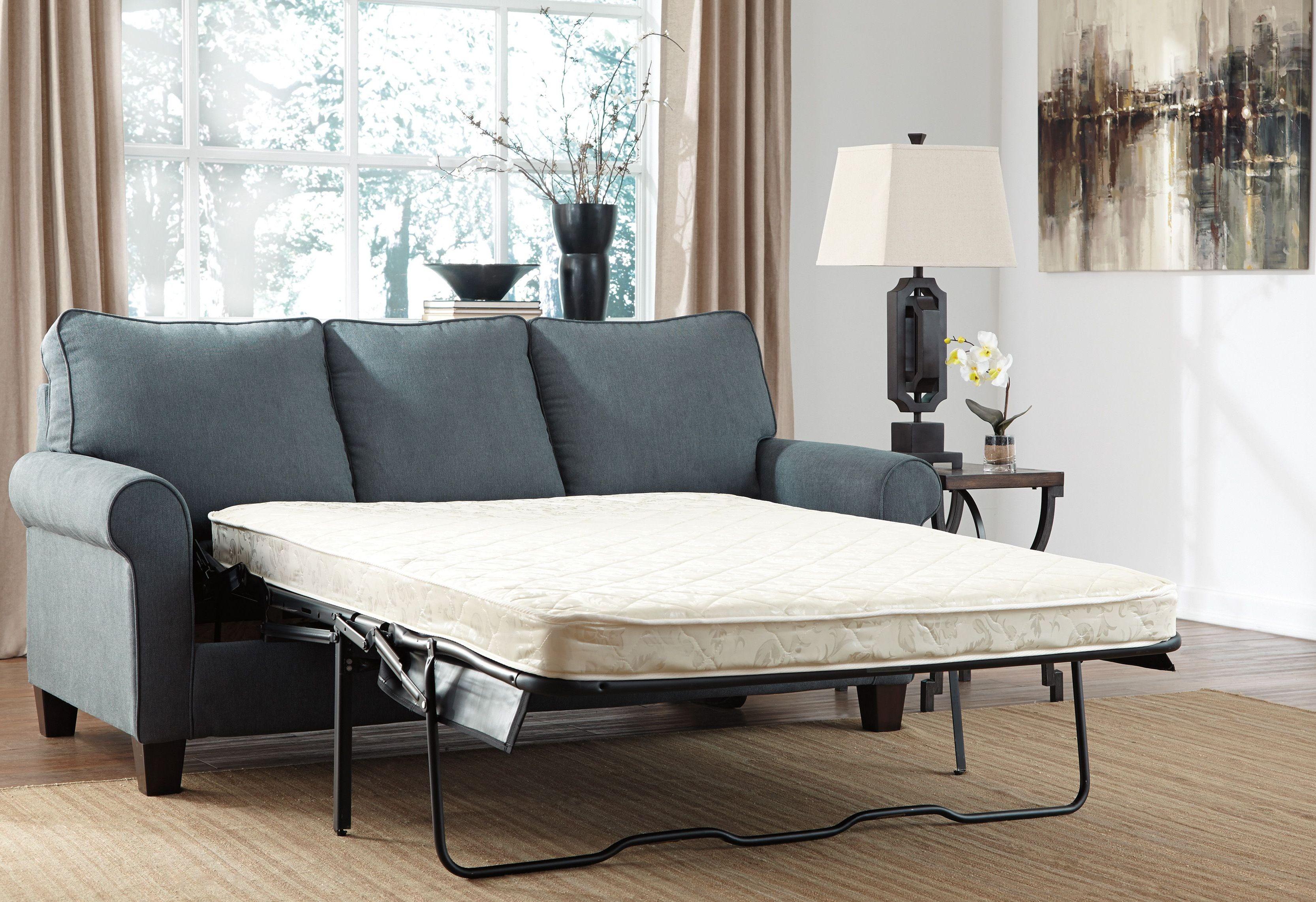 Zeth Denim Living Room Set From Ashley 2710137 25