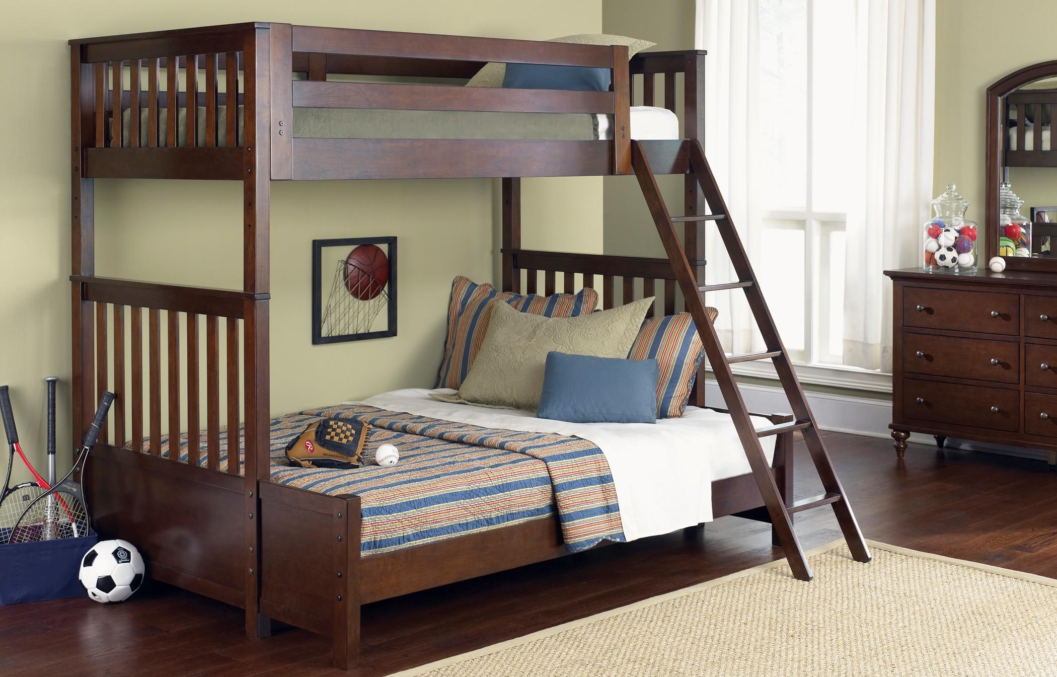 Abbott Ridge Youth Bunk Bedroom Set From Liberty
