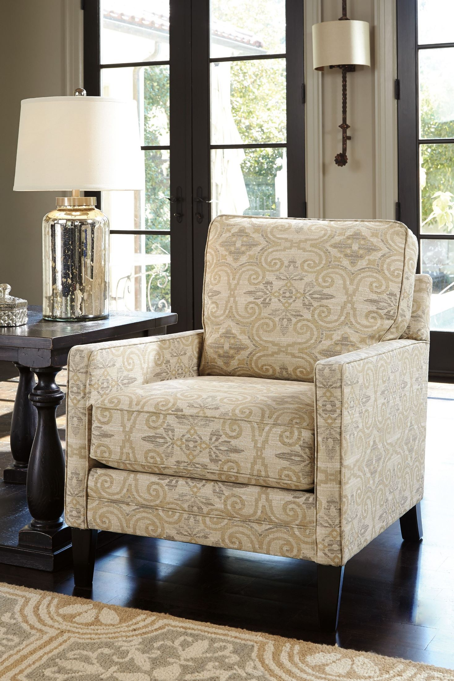 Cloverfield Fawn Accent Chair From Ashley 2790121
