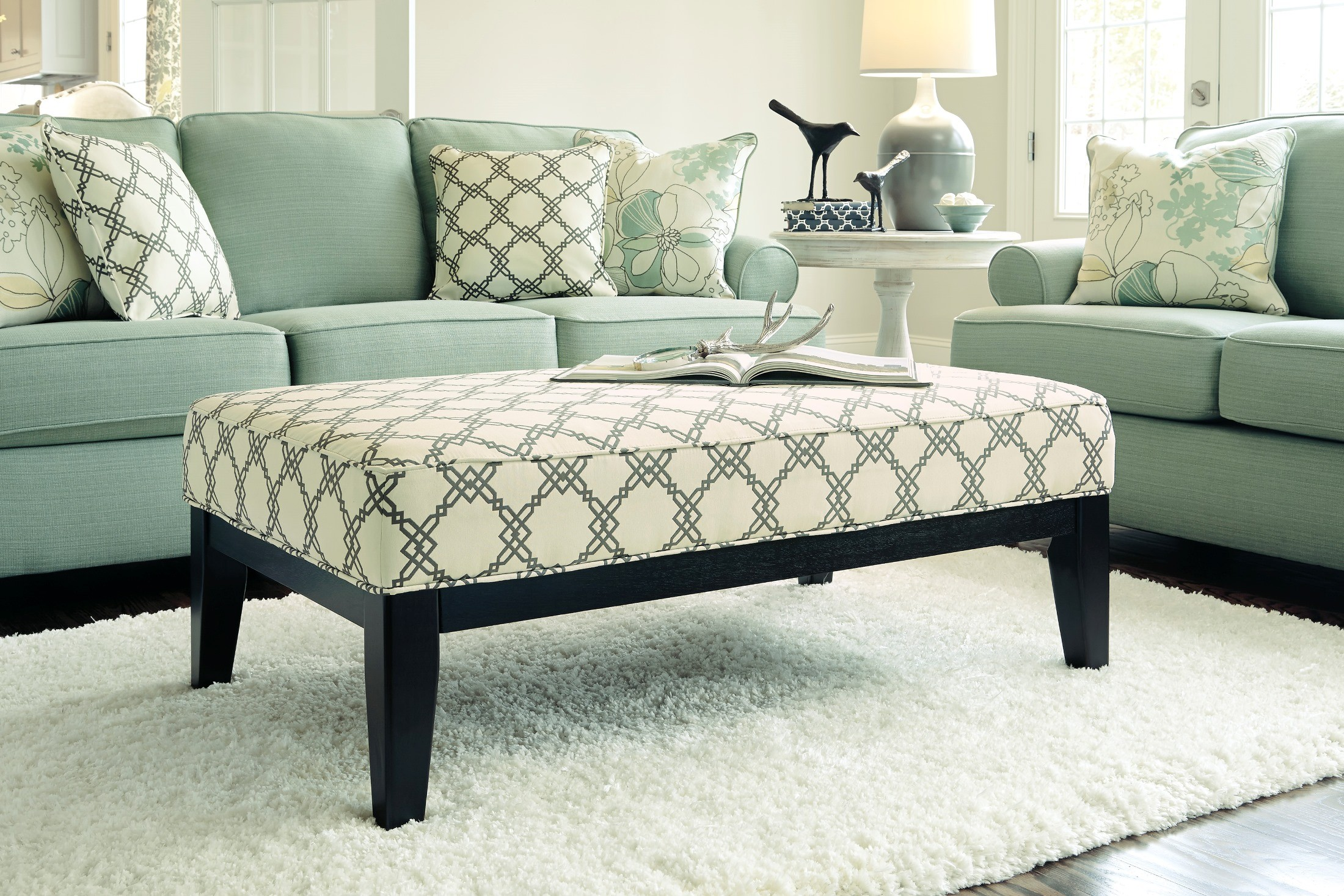 Daystar Oversized Accent Ottoman From Ashley 2820008
