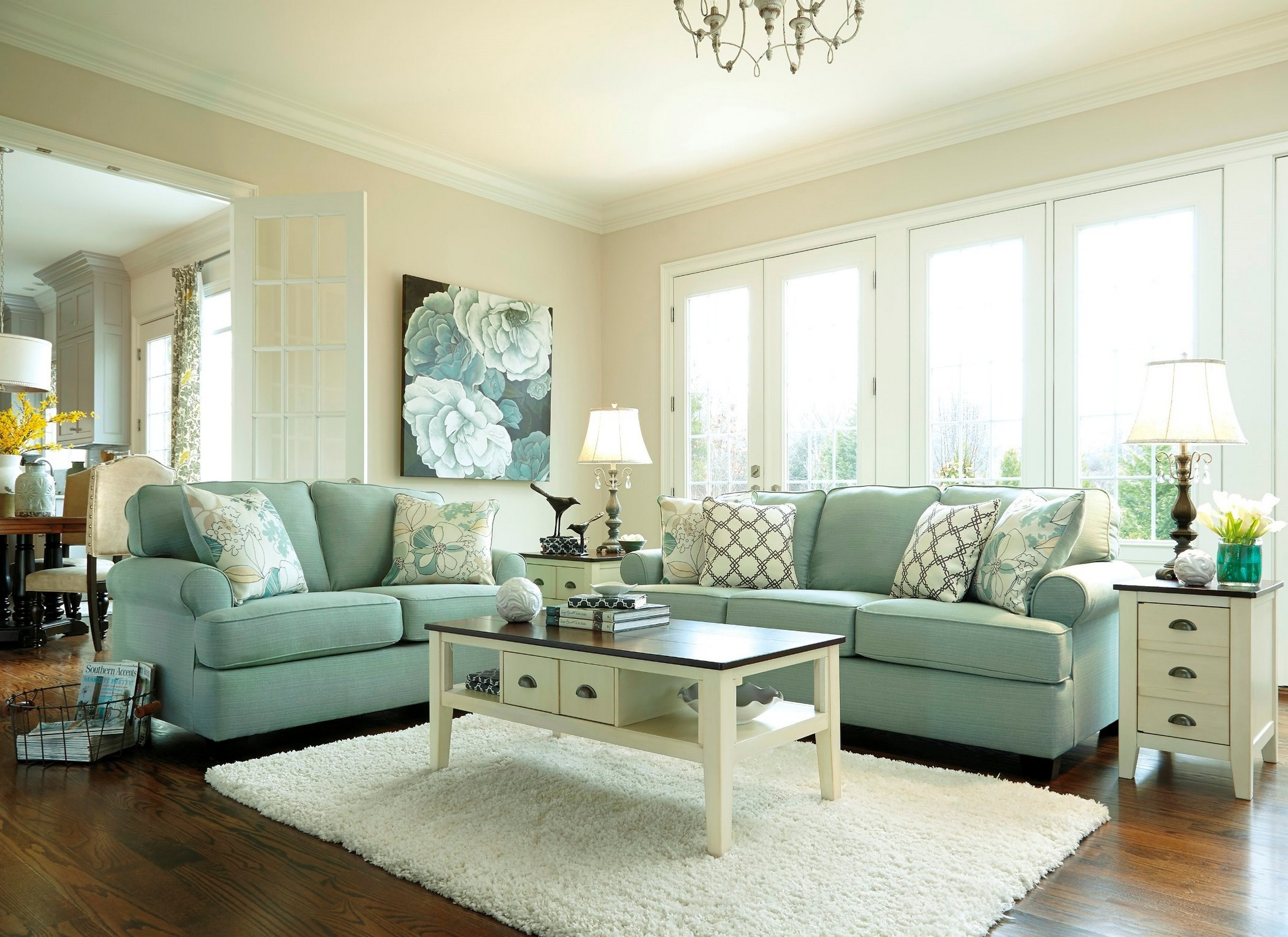 Daystar Living Room Set From Ashley (28200-38-35)