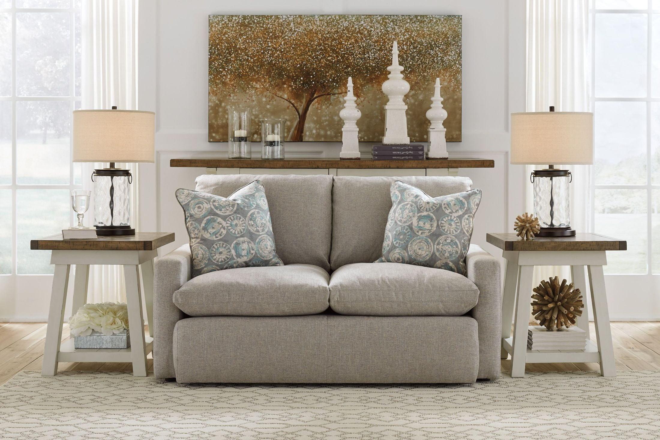 Melilla Beige Living Room Set