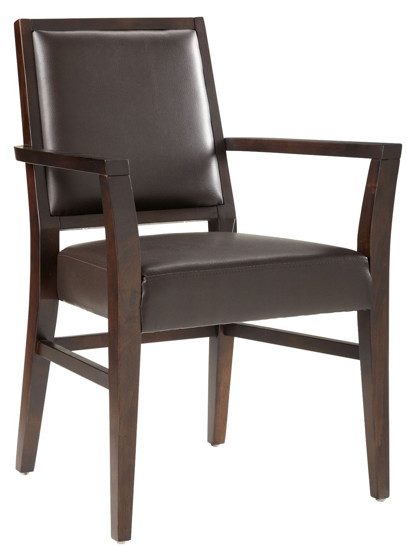 Citizen Brown Arm Chair From Sunpan 29051 Coleman
