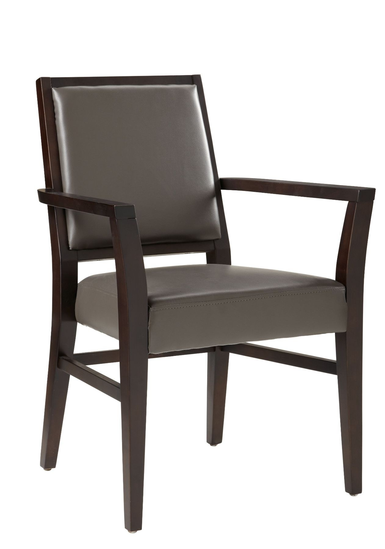 Citizen Grey Arm Chair From Sunpan 29058 Coleman Furniture