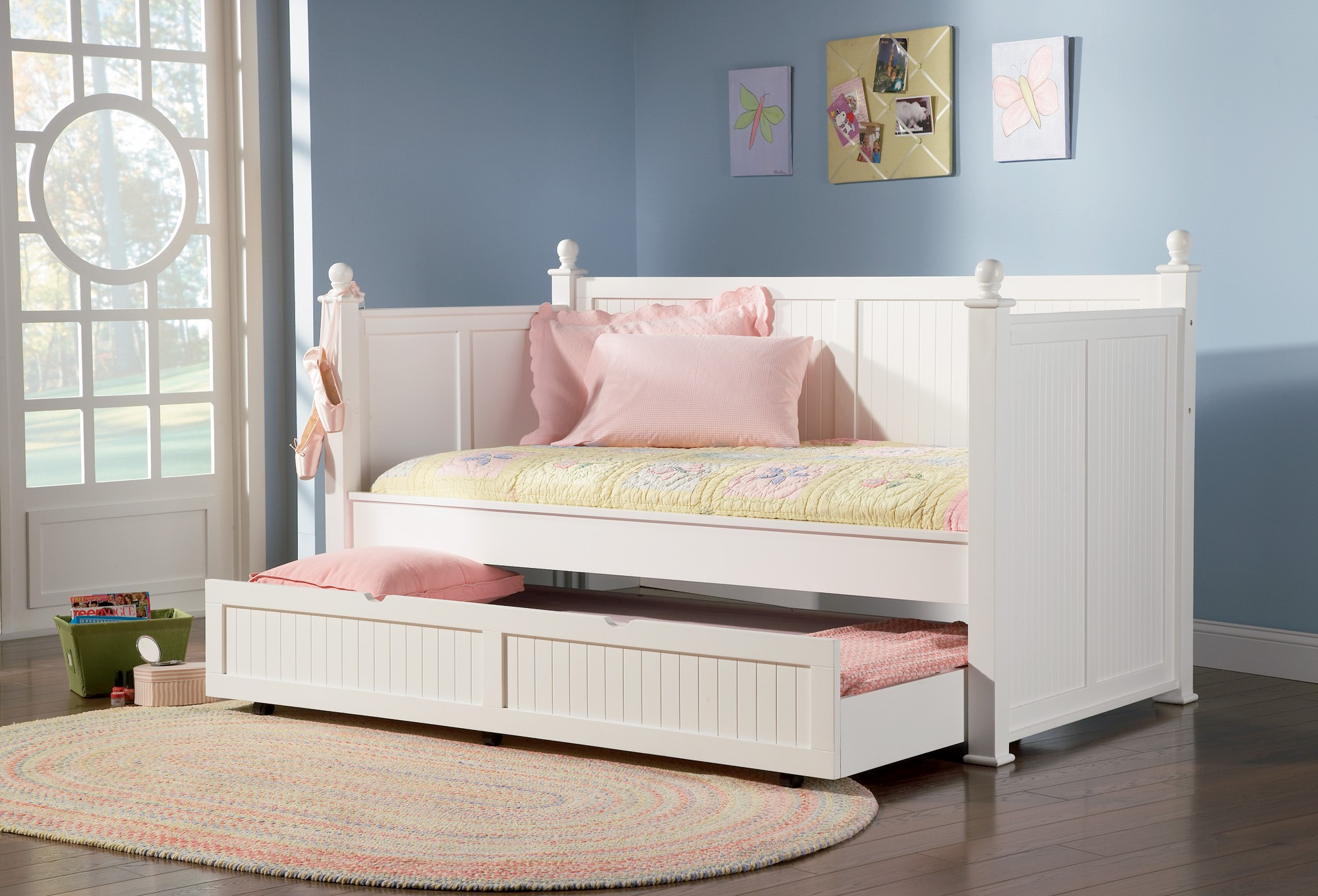 Twin Size Day Bed 300026 From Coaster 300026 Coleman