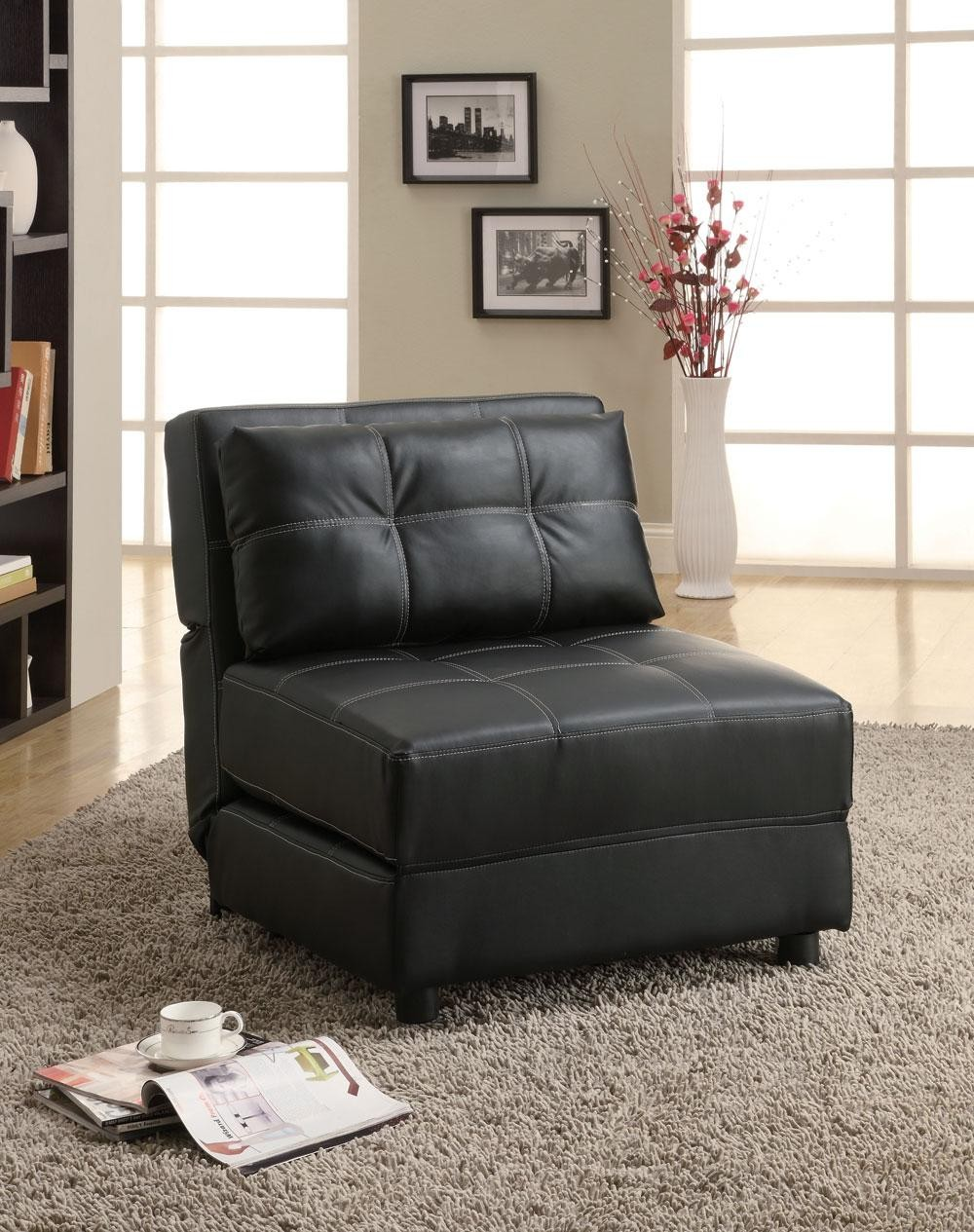 Lounge Chair Sofa Bed 300173 From Coaster 300173