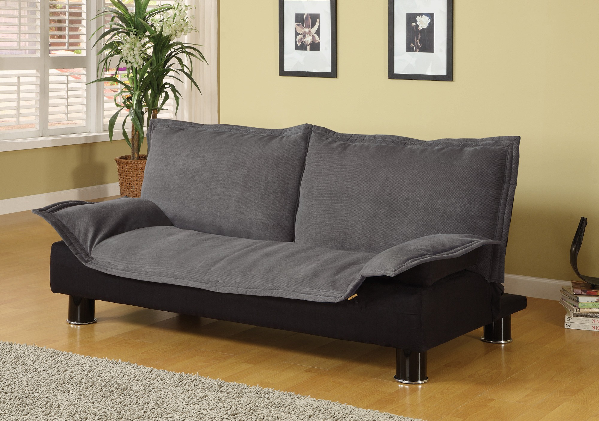 Convertible sofa bed 300177 from coaster 300177 for Divan convertible
