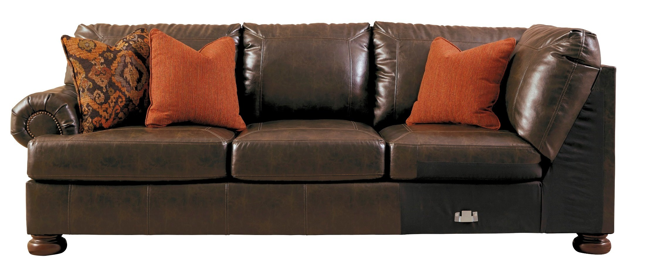 Nesbit DuraBlend Antique RAF Sectional from Ashley
