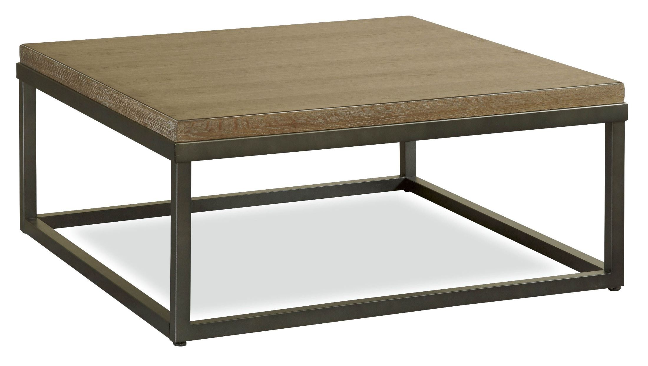 Berkeley3 studio square cocktail table from universal for Square cocktail table