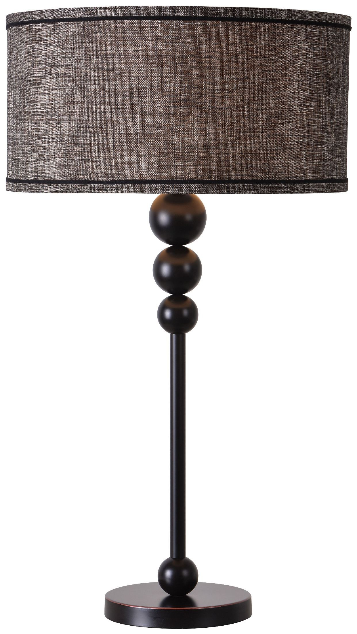 Oil Rubbed Bronze Chairs ~ Margot oil rubbed bronze steel table lamp from kenroy